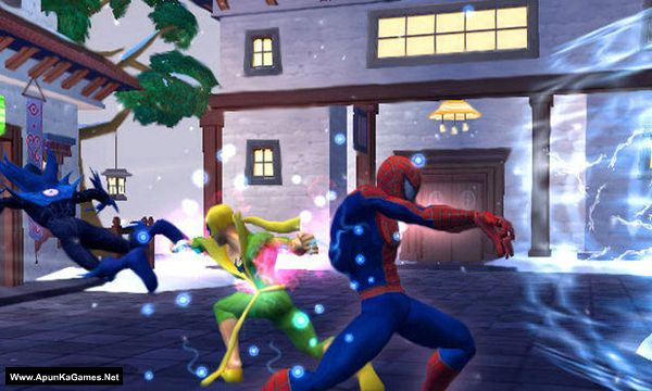 Spider-Man: Friend or Foe Screenshot 1