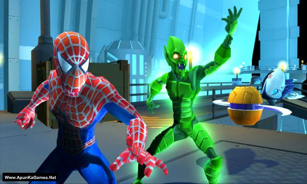 Spider-Man: Friend or Foe Screenshot 3